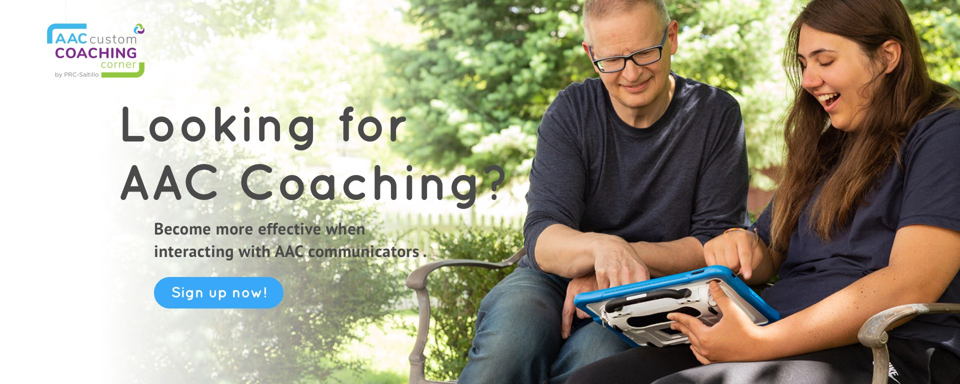 Learn about AAC Coaching