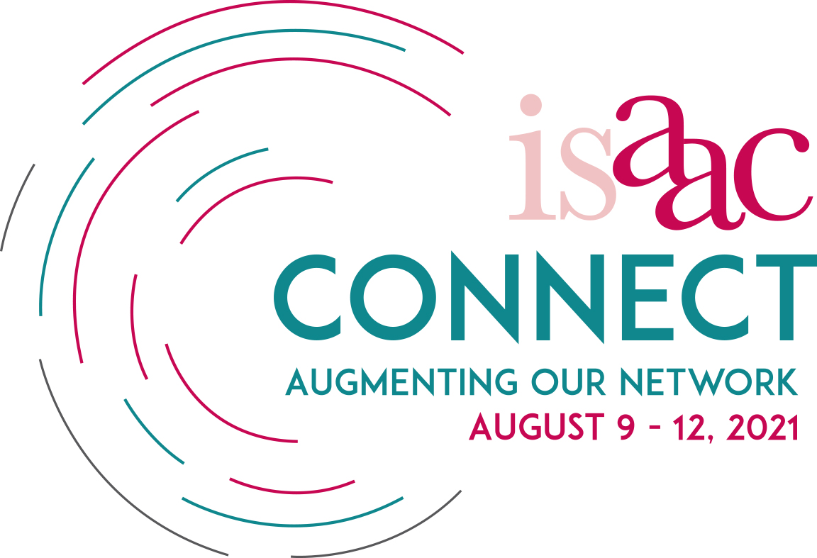 ISAAC Connect Sponsor Badge