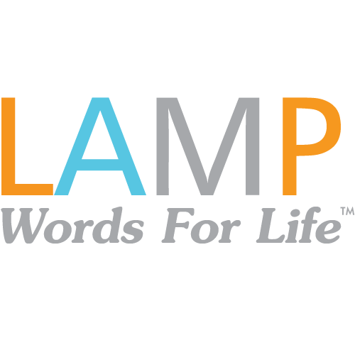 LAMP Words for Life is designed for people with autism using AAC communication devices and is based on the LAMP methodology