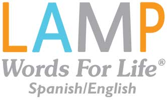 LAMP Words for Life - Spanish/English is a bilingual, Spanish/English, icon-based language designed for people with autism using AAC communication devices