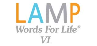 LAMP Words for Life VI is designed for people with visual impairment