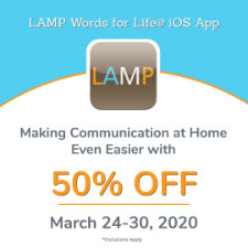 LAMP sale 50% off