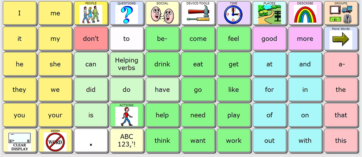 screenshot of WordPower